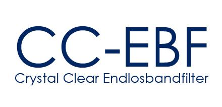 CC-EBF Crystal Clear Endlosbandfilter
