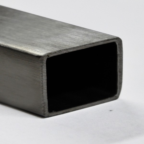 702190 Stahl Rechteckrohr Rohr Stahl Hohlprofil Vierkantrohr 80x60x5mm, 1meter