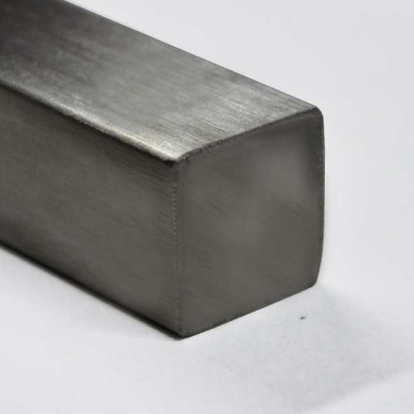 702344 K. Stahl Vierkant Vollmaterial Vierkanteisen 16x16mm, 1meter