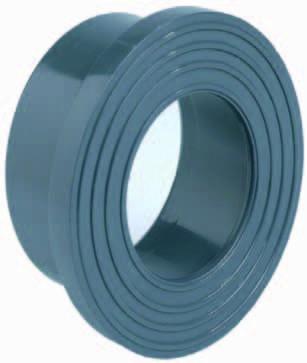502301 PVC-Bundbuchse 63mm