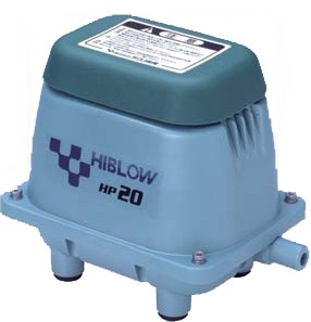 702353 HiBlow HP-20 Luftpumpe