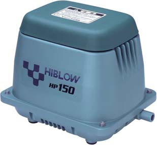 702359 HiBlow HP-150 Luftpumpe