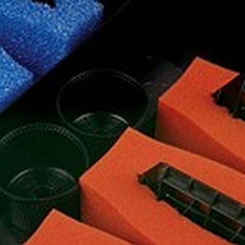 54031 Oase BioTec Ersatzschwamm blau