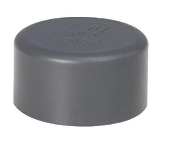 502079 PVC Klebekappe 63 mm