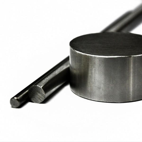 702251 K. Stahl Rundstab Runstahl Rundeisen 25mm S235JR DIN 10060, 1meter