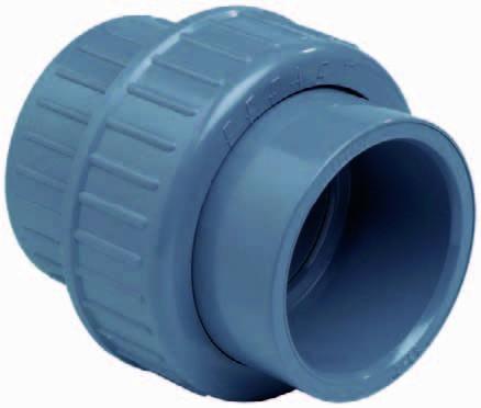 502455 PVC-Kupplung 10mm