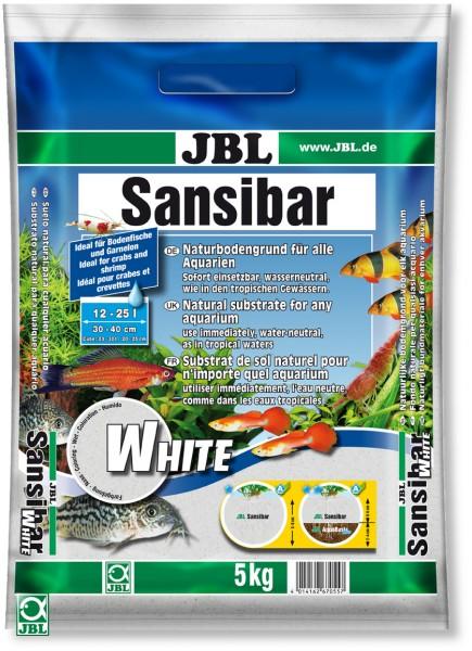 67056 JBL Sansibar WHITE 10 kg weißer, feiner Bodengrund