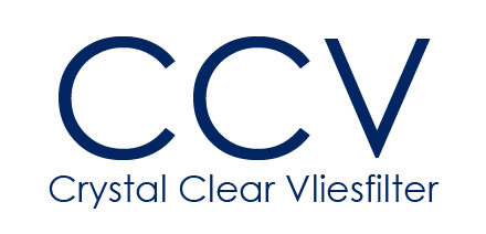 CCV Crystal Clear Vliesfilter