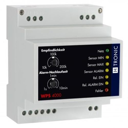 1114460 Wasserpegelschalter WPS 4000 inkl. Sensor, Niveauregler