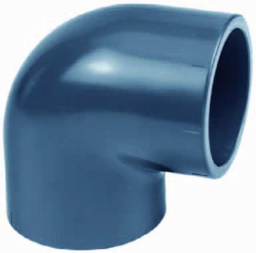 """504052 PVC-Winkel 90° 32 x 1"""""""