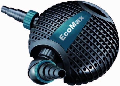 400062 Aquaforte O-18000 Filterpumpe