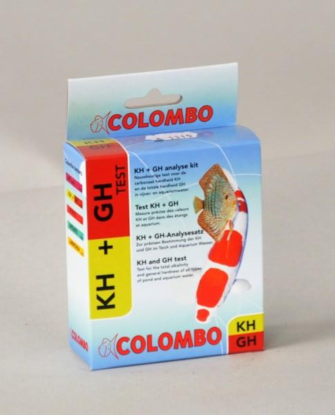 60003 Colombo GH + KH Test