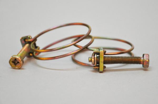 78093 Spiralschlauchklemmen 10-14mm