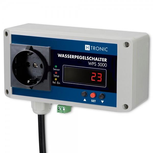 1114500 Wasserpegelschalter WPS 5000 inkl. Sensor, Niveauregler