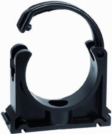 502484 PVC-Rohrklemme 160mm