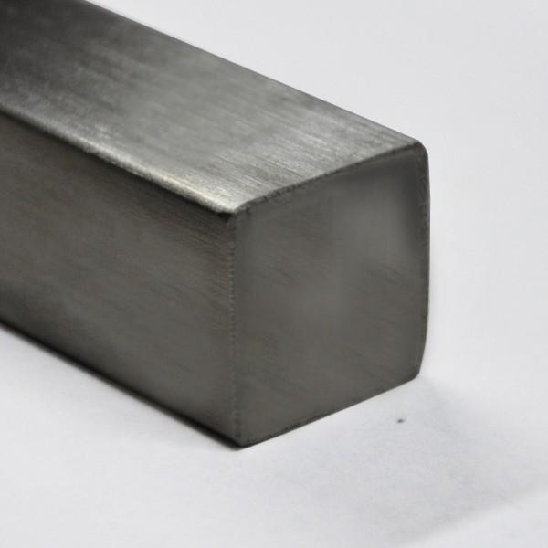 702345 K. Stahl Vierkant Vollmaterial Vierkanteisen 18x18mm, 1meter