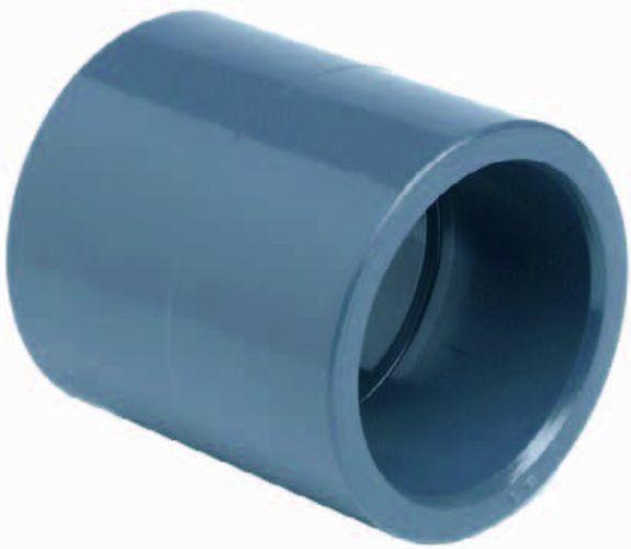 502222 PVC-Muffe 12mm