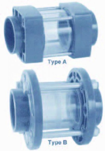 502145 PVC-Sichtglas 50 mm