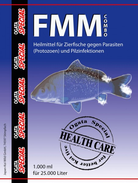 718019 Ogata Special FMM Combo 1000ml gegen Weißpünktchenkrankheit und Schimmel