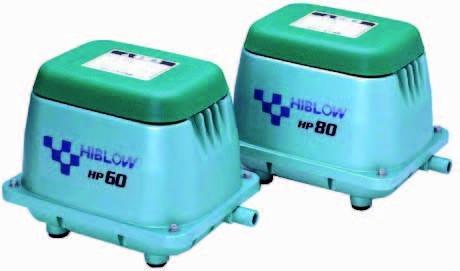 702358 HiBlow HP-120 Luftpumpe