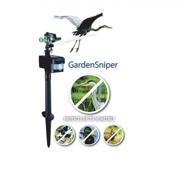 700012 AquaForte Garden Sniper, Tier- Reiherschreck
