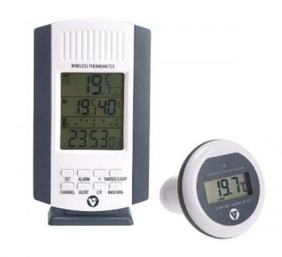 148152 Velda Wireless Pond Thermometer