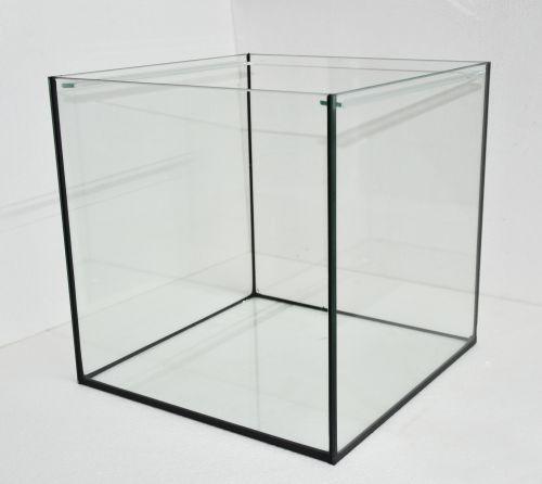 aquarium 50x50x50 und 8mm floatglas glas 125 liter w rfel quadrat ebay. Black Bedroom Furniture Sets. Home Design Ideas